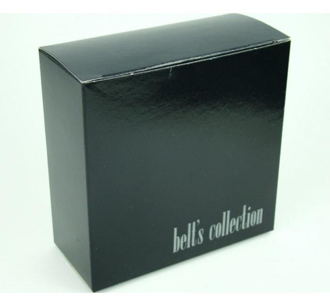 Коробка для ремня 222 черная