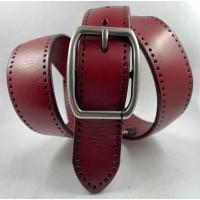 Женский ремень для джинсов Bt.Belt  J40-139 красный