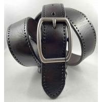 Женский ремень для джинсов Bt.Belt  J40-142 темно-коричневый