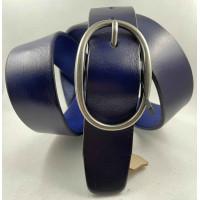 Женский ремень для джинсов Bt.Belt  J40-145 синий