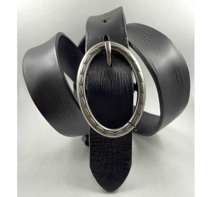 Женский ремень для джинсов Bt.Belt J40-148 черный