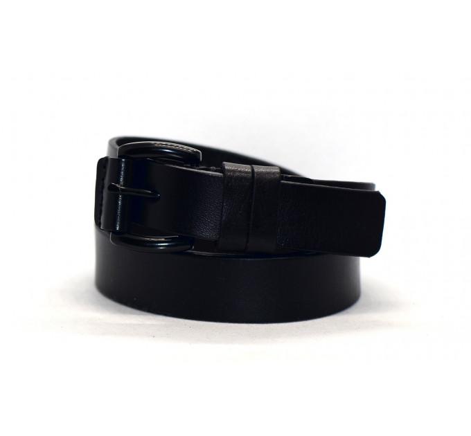 Женский ремень J30-003 черный