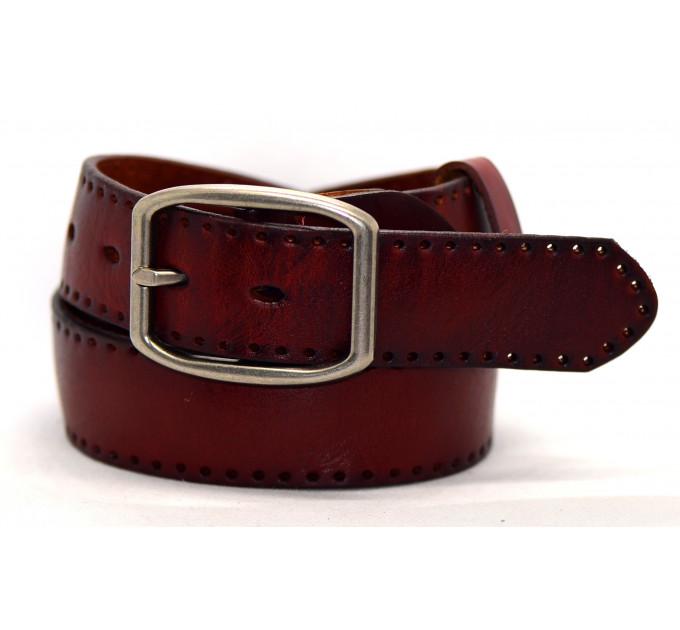 Женский ремень для джинсов J40-010 коричневый