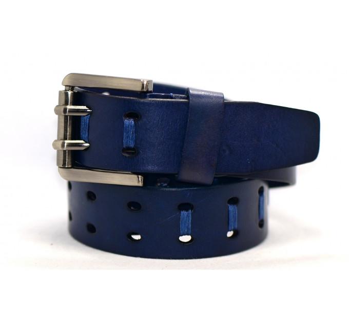 Женский ремень для джинсов J40-032 синий