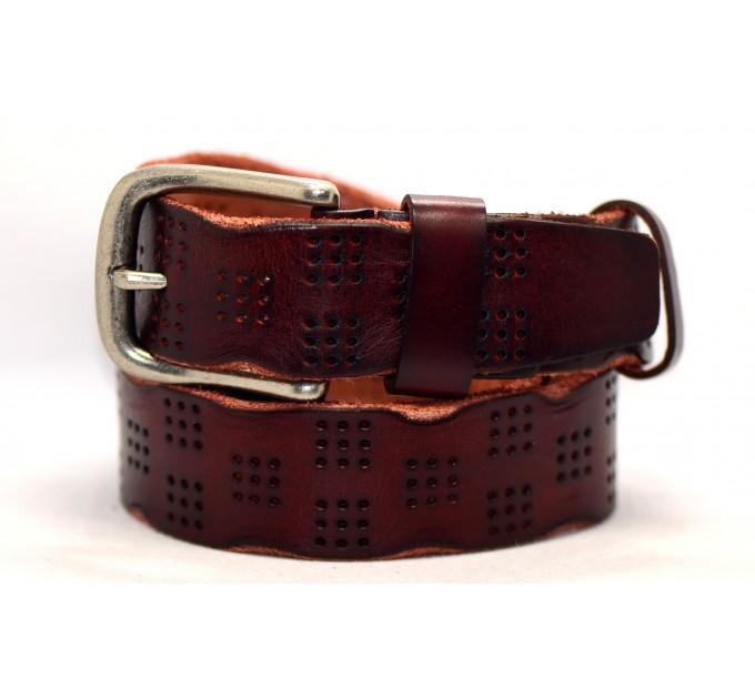 Женский ремень для джинсов J40-052 коричневый