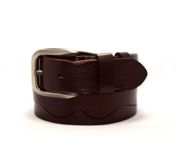 Женский ремень для джинсов J40-089 коричневый