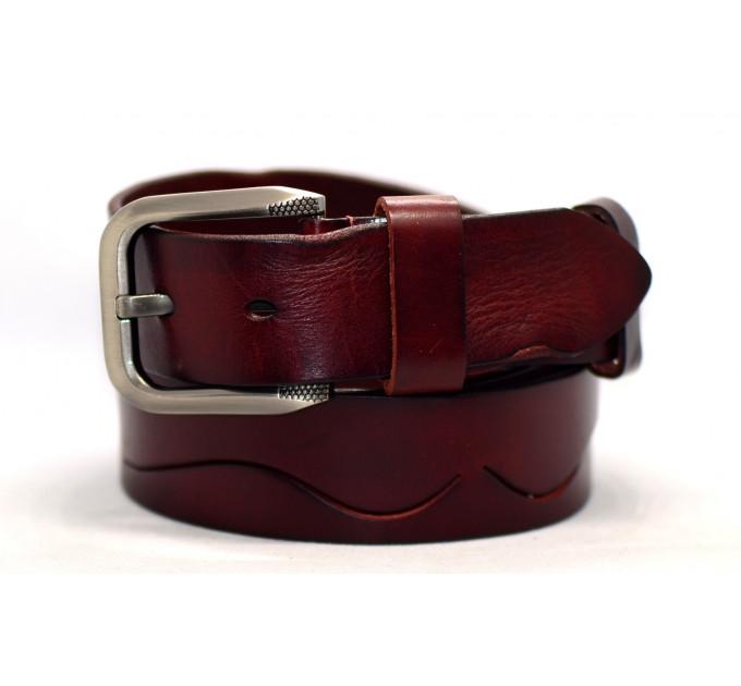Женский ремень для джинсов J40-091 коричневый
