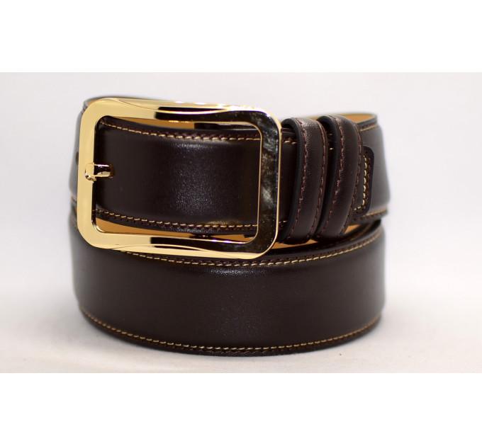 Женский ремень для джинсов J40-117 темно-коричневый
