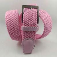Ремень-резинка Rez35-028 розовый