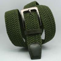 Ремень-резинка Rez35-020 зеленый