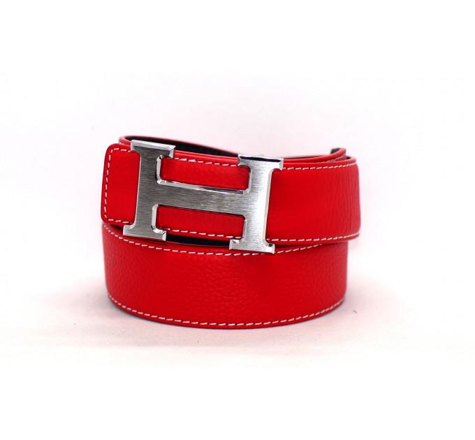 Ремень H35-006 красный