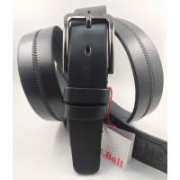 Ремень классический Mr.Belt С35-146 черный