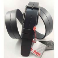 Ремень классический Mr.Belt С35-147 черный