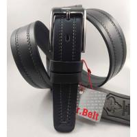 Ремень классический Mr.Belt С35-148 черный