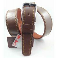 Ремень классический Mr.Belt С35-153 коричневый