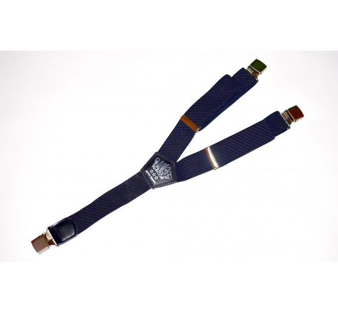 Подтяжки галстучные P35-020 синий