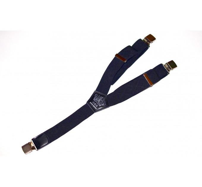 Подтяжки галстучные P35-022 синий