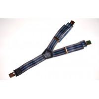 Подтяжки галстучные P40-009 синий