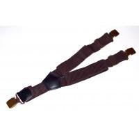 Подтяжки мужские P40-014 коричневый