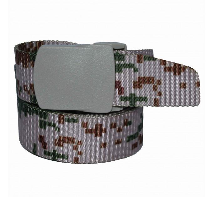 Ремень-стропа S40-022 коричневый