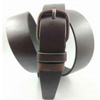Женский ремень классический New Style J35-027 темно-коричневый