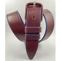 Женский ремень классический Millennium J35-038 бордовый